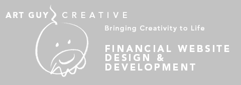 Art Guy Creative Financial Advisor Websites